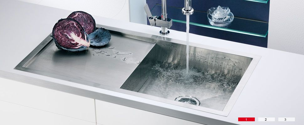 acrysil - Stainless Steel Sink, Granite-Sink