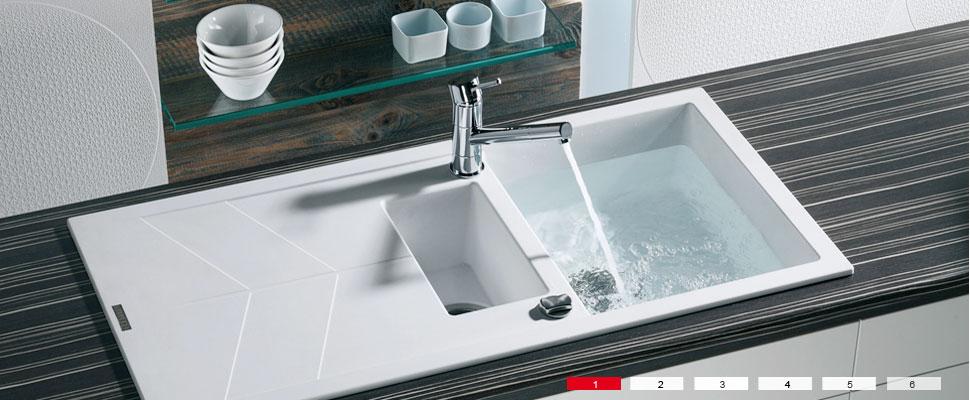 acrysil - Stainless Steel Sink, Granite-Sink